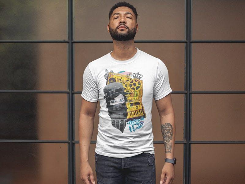 detroit tshirt