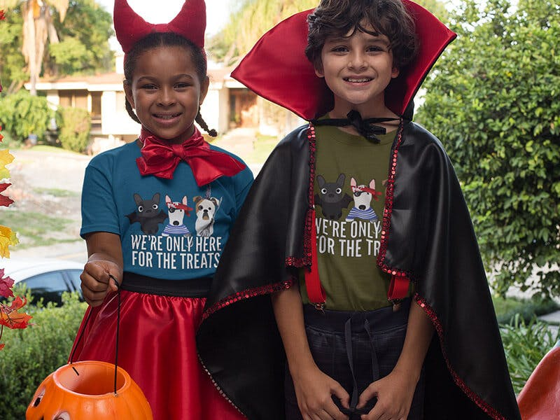 halloween kids shirts