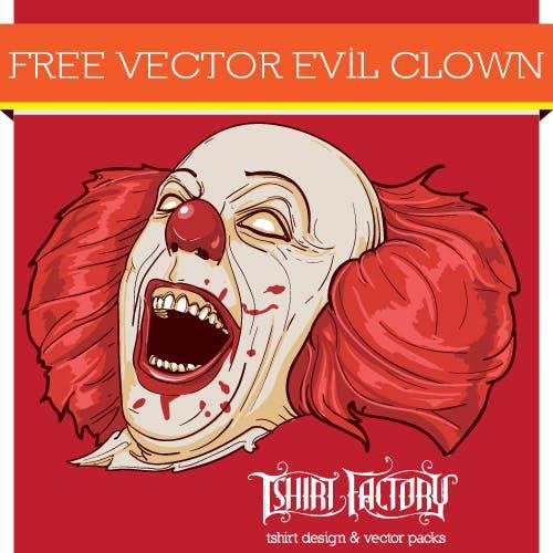 free evil clown