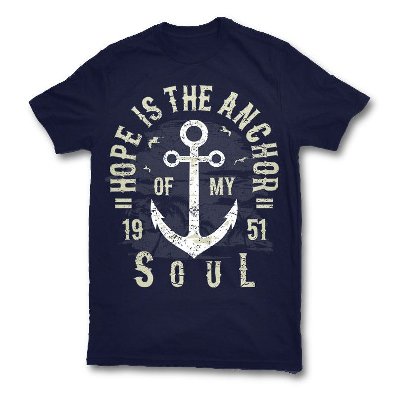 Hope-Is-The-Anchor-Tee-shirts-22735