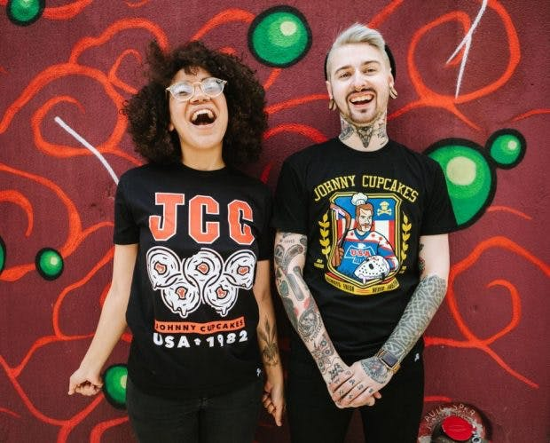 Johnny Cupcakes pop culture