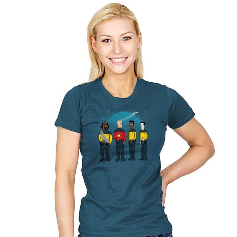 star trek funny tshirt