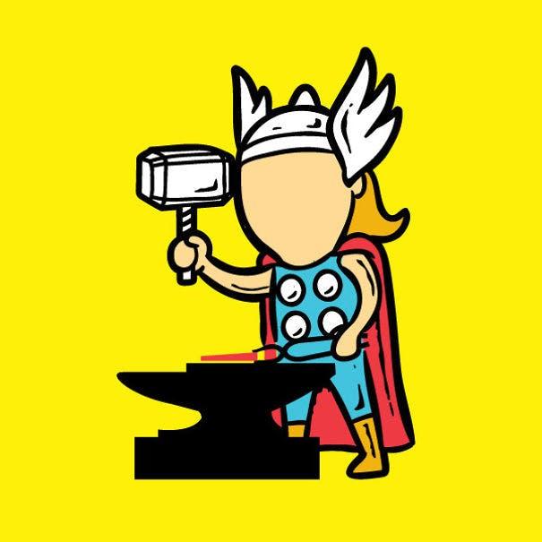 Hero Job