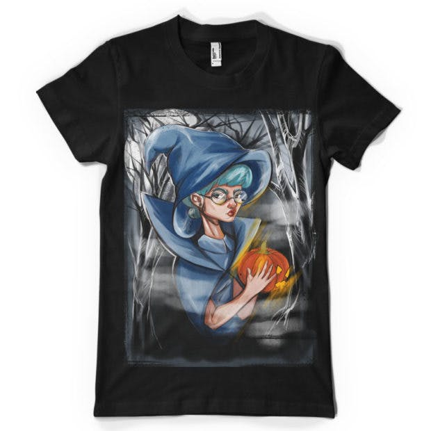 Tshirt Factory Illustrator