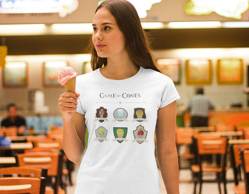 Game of Thrones T-Shirt Collection