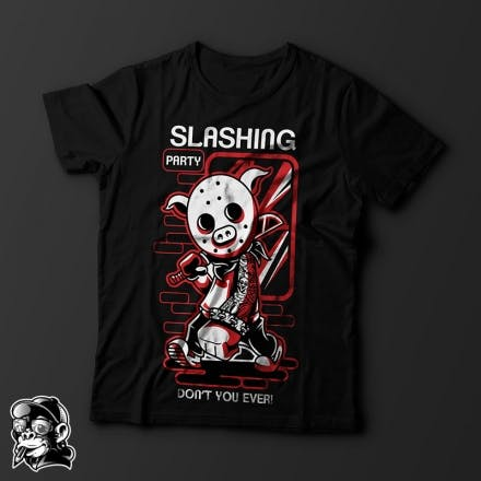 Slashing-Party-1-Shirt-design-20427