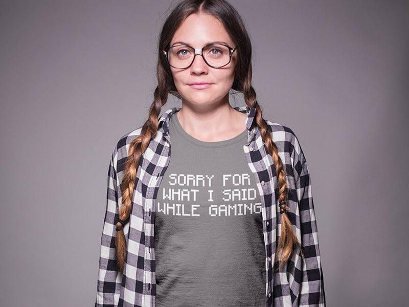 funny gaming tshirt