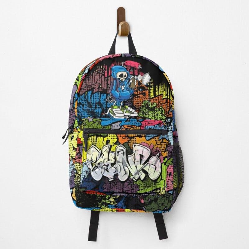 Hallloween backpack