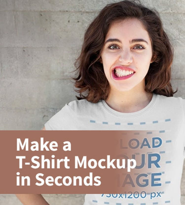 The best t shirt mock up for your online business Cover