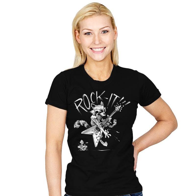 rock tshirts