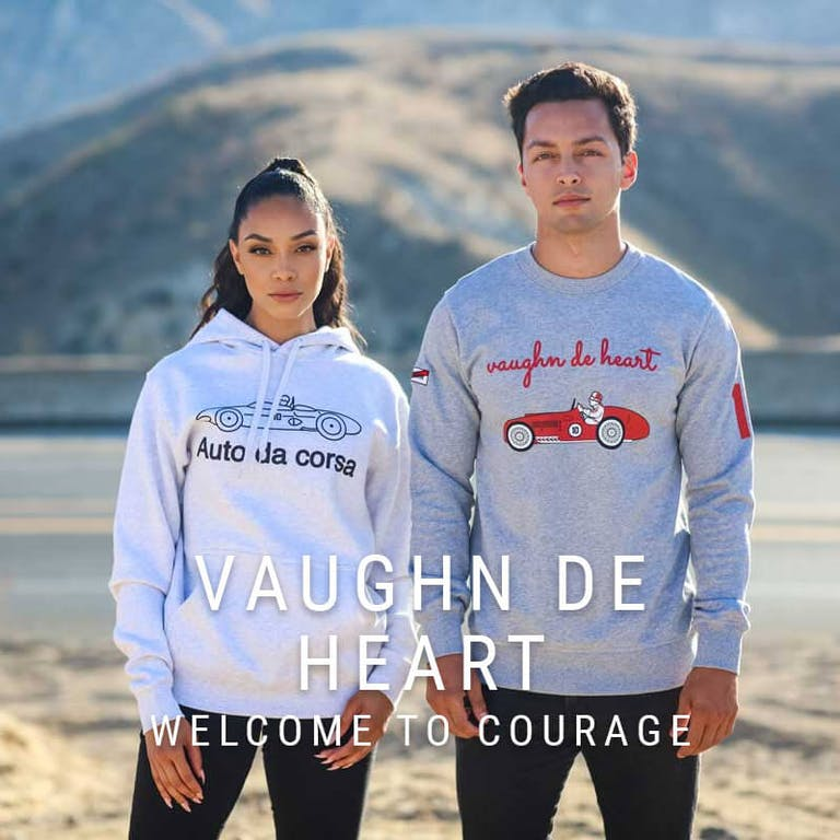 F1 shirts by Vaughn de Heart