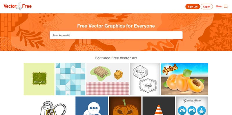 Vector4free Best Sites to Download Free Clipart