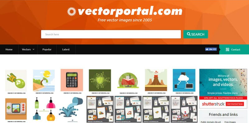 Vectorportal Best Sites to Download Free Clipart