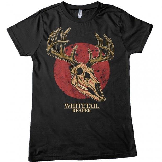 Whitetail-Reaper-T-shirt-design-14952