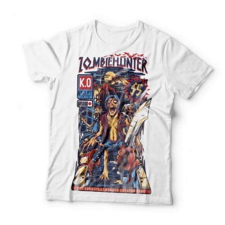 Zombiehunter-T-shirt-template-21512