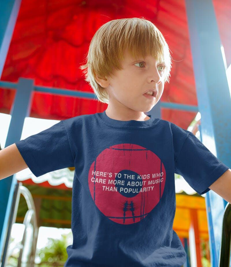 music tshirts for kids