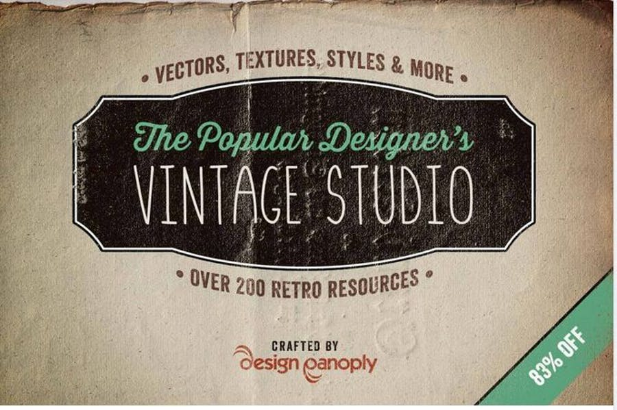 Vintage Studio Resources