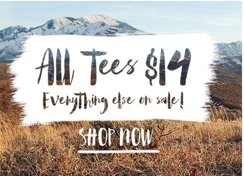 Unbelievable sale by Threadless
