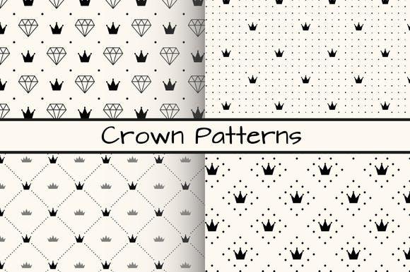 Crown patterns