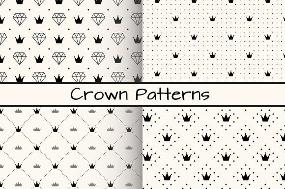 Crown patterns