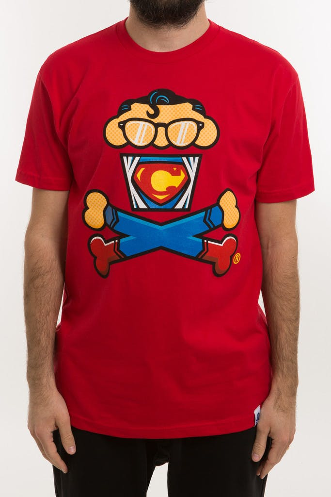 Johnny Cupcakes superman