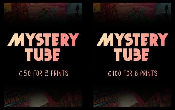dan mumford mystery tubes