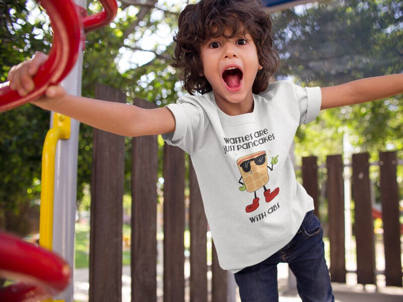 food tshirts for kids