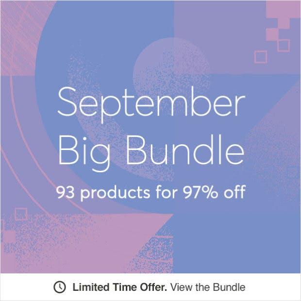 September Graphic Bundle