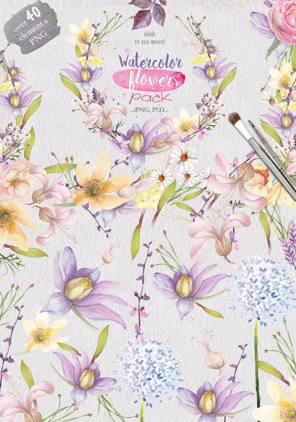 watercolo-flower-pack-2-f