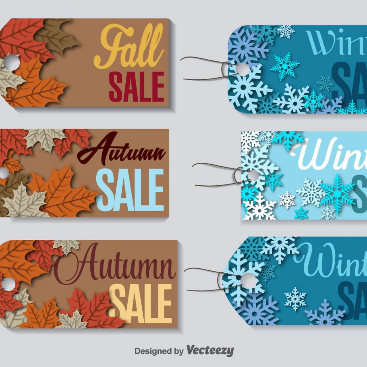 seasonal tags
